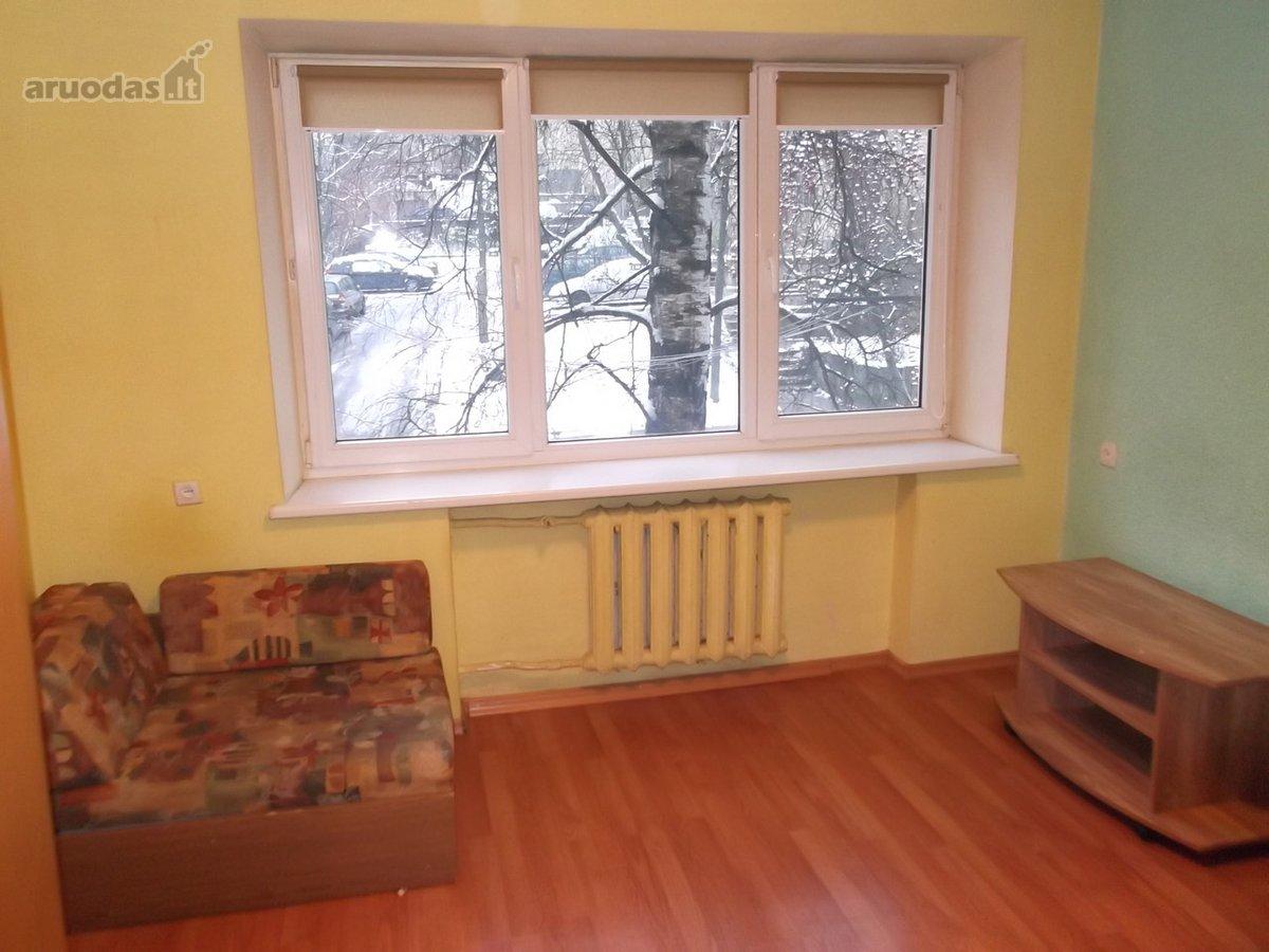 Vilnius, Antakalnis, Debesijos g., 1 kambario buto nuoma