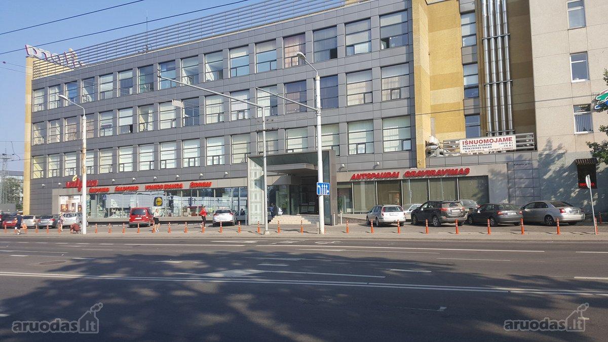 Vilnius, Šiaurės miestelis, Kalvarijų g., biuro, paslaugų, kita paskirties patalpos nuomai