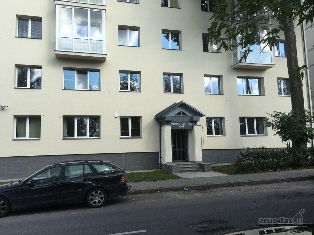 Vilnius, Antakalnis, V. Grybo g., biuro paskirties patalpos nuomai