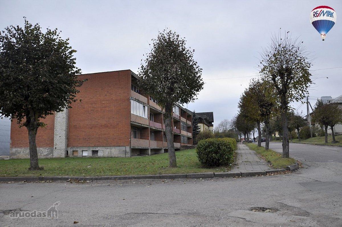 Kelmės r. sav., Tytuvėnų m., Taikos g., 2 kambarių butas