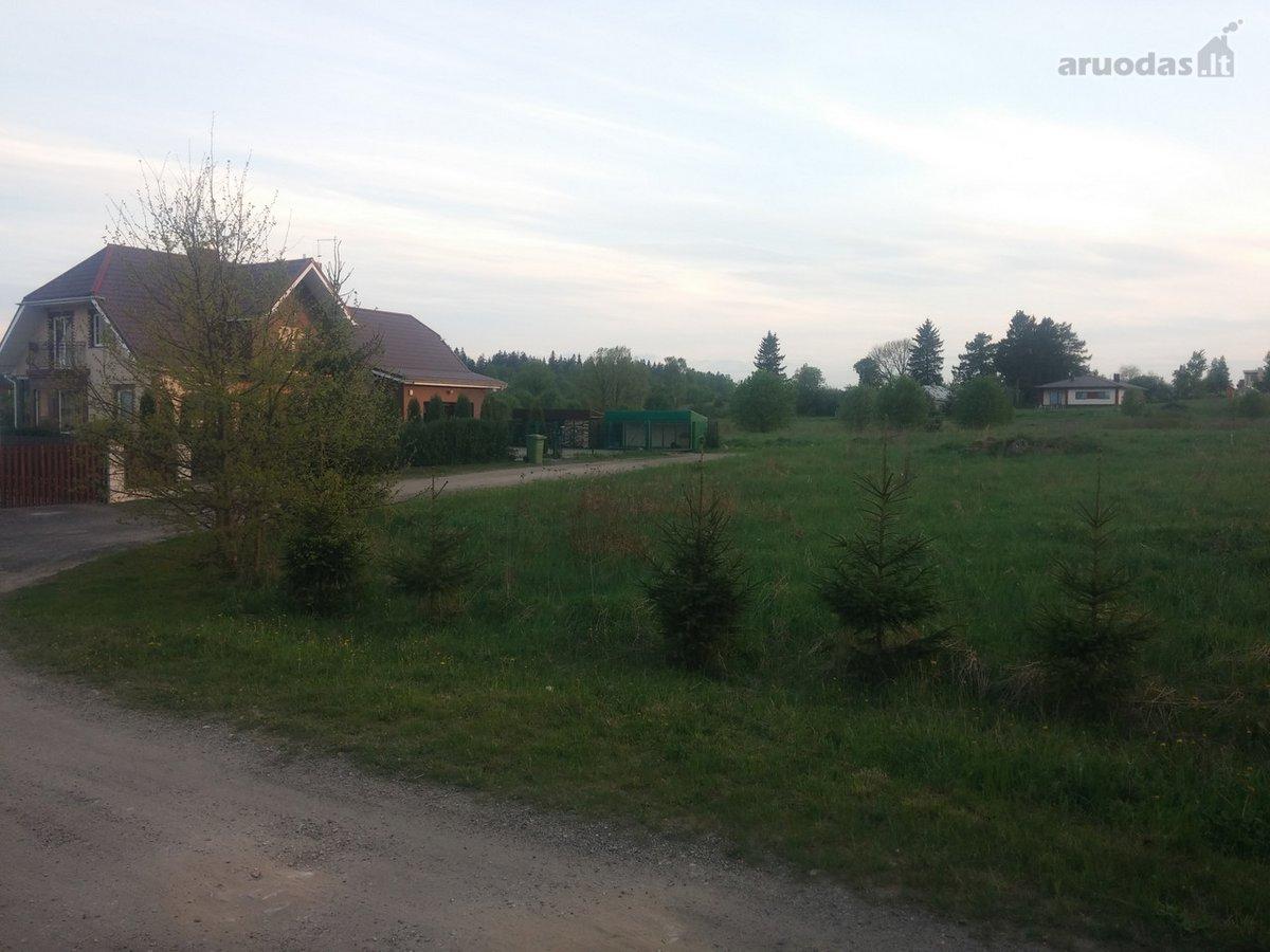Vilniaus r. sav., Klonių k., Rugiagėlių g., namų valdos paskirties sklypas