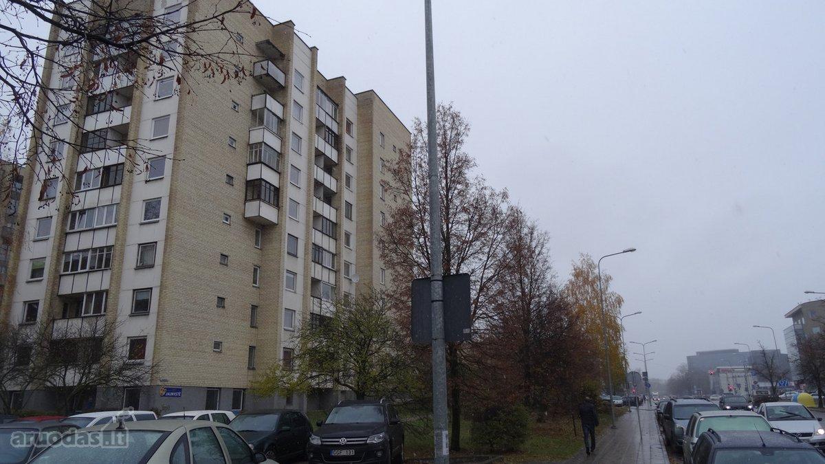 Vilnius, Žvėrynas, Saltoniškių g., 1 kambario buto nuoma