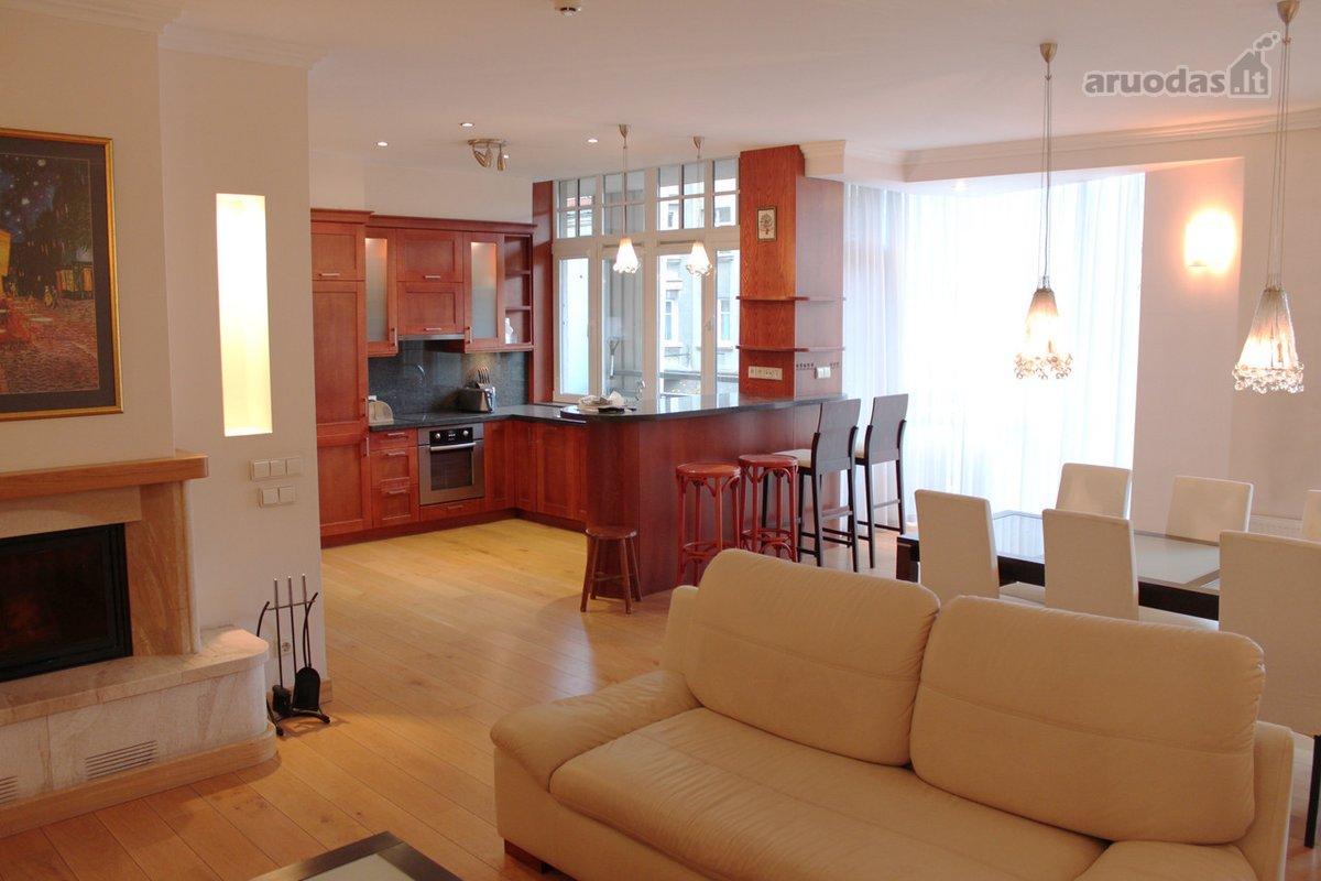 Klaipėda, Senamiestis, Liepų g., 3 kambarių butas