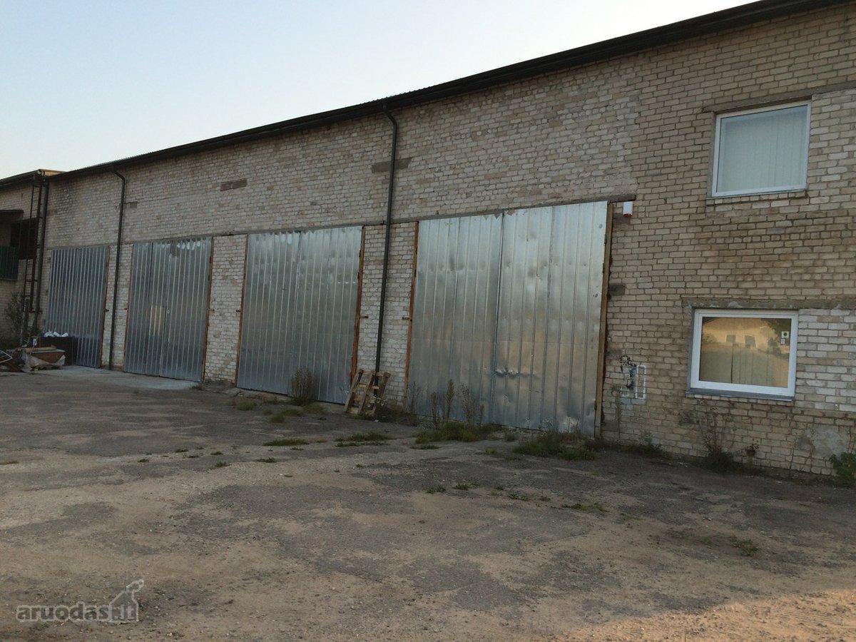 Kaunas, Petrašiūnai, 9-ojo Forto g., sandėliavimo, gamybinės paskirties patalpos nuomai