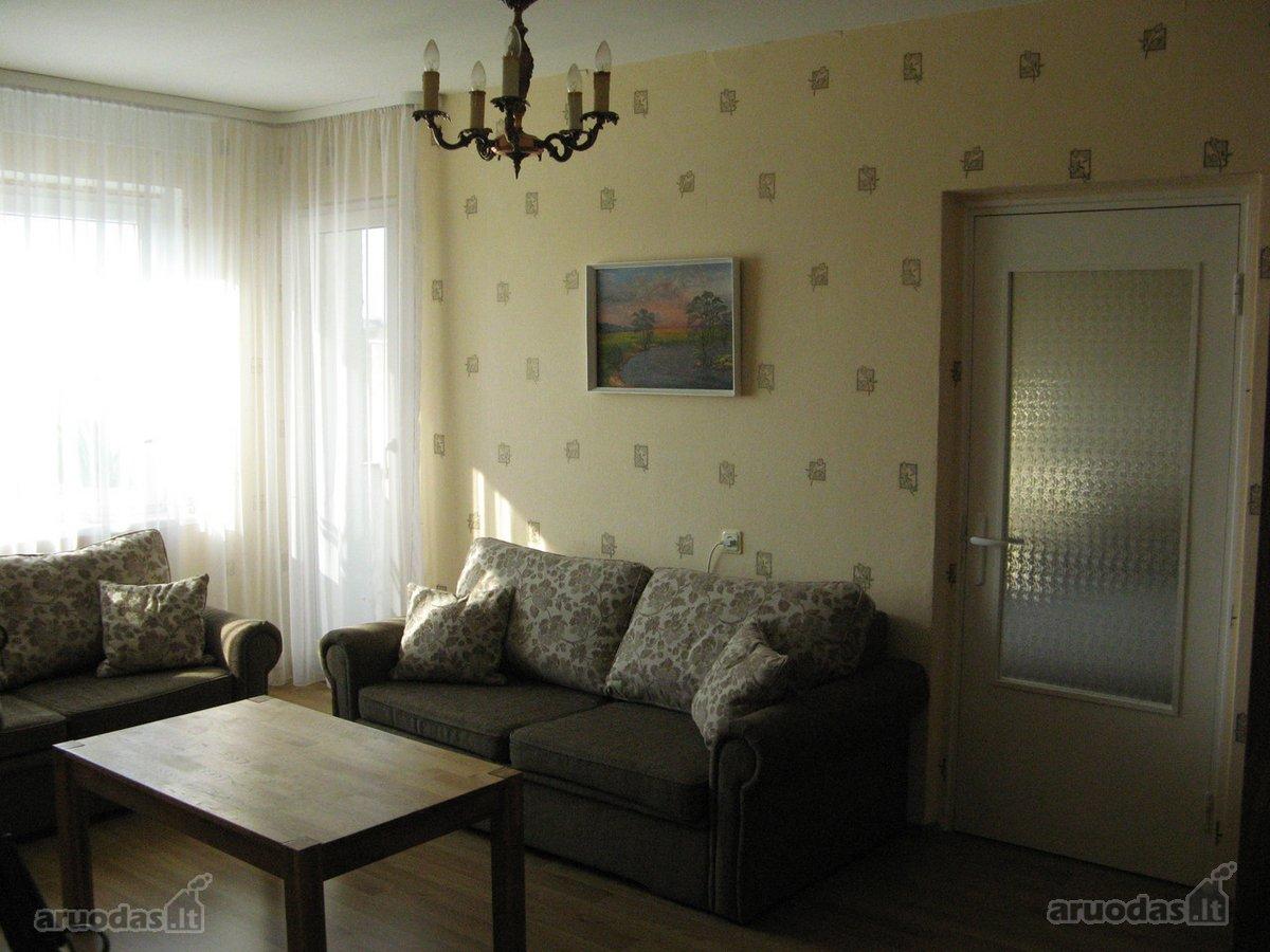Vilnius, Naujamiestis, A. Goštauto g., 3 kambarių butas