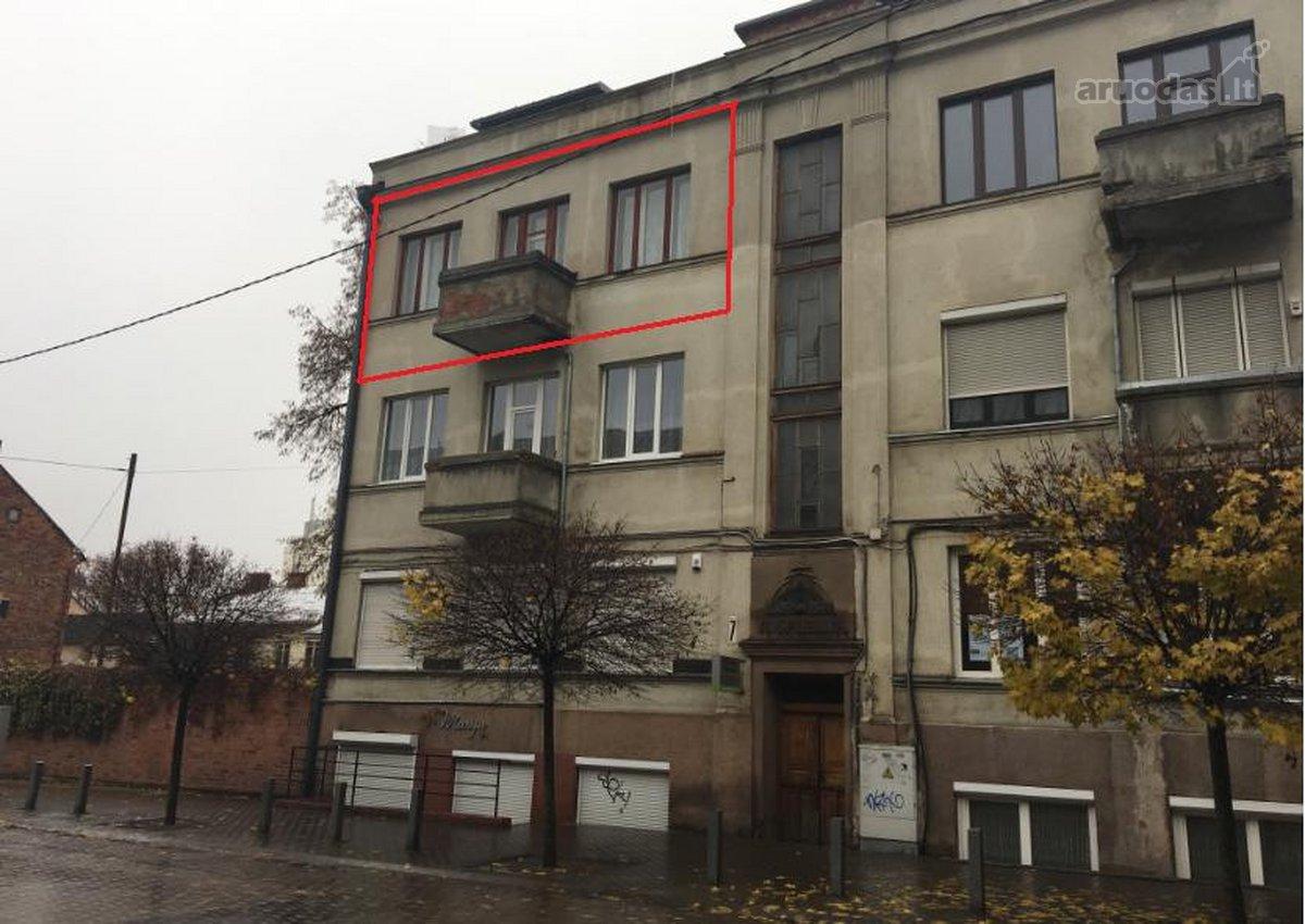 Kaunas, Centras, Vasario 16-osios g., 4 kambarių butas