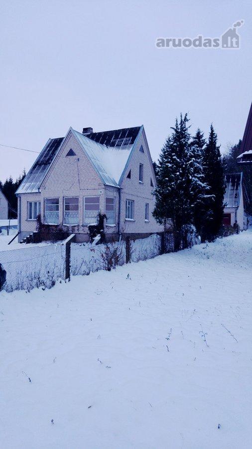 Kupiškio m., Zuntės g., mūrinis namas