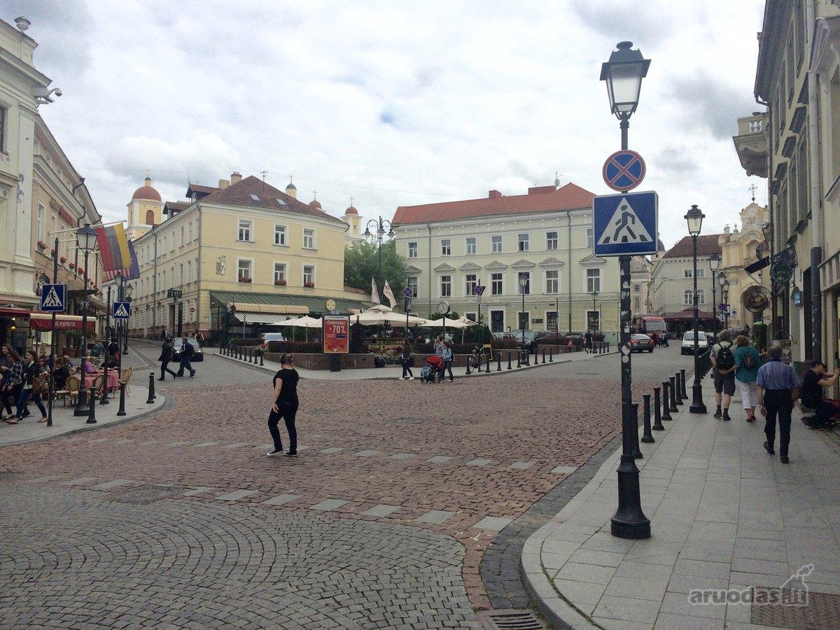 Vilnius, Senamiestis, Subačiaus g., biuro, prekybinės, paslaugų paskirties patalpos nuomai
