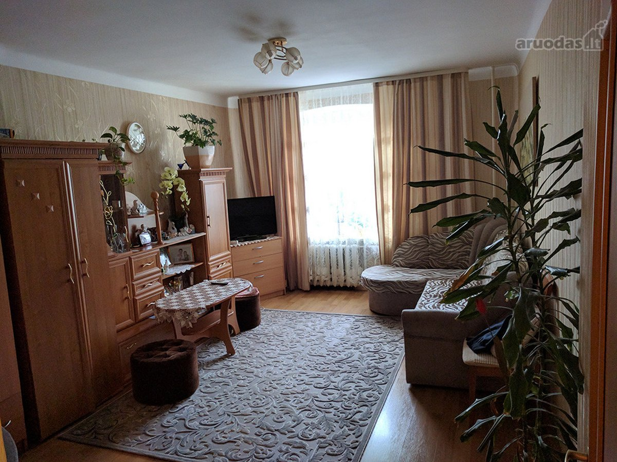 Vilnius, Senamiestis, Subačiaus g., 1 kambario buto nuoma