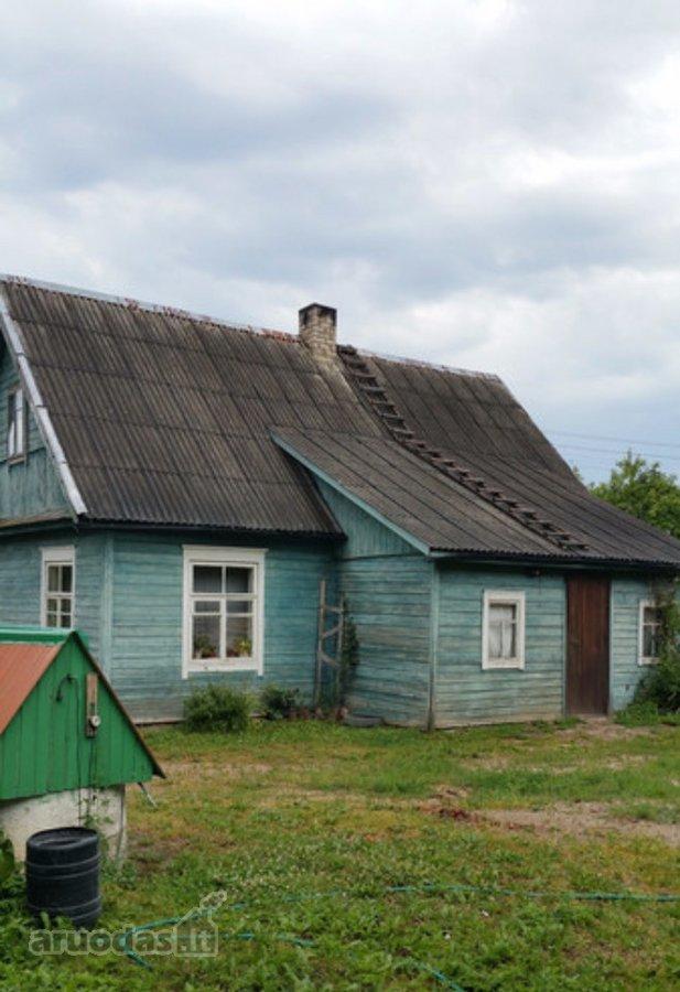 Ignalinos m., Budrių g., medinis namas