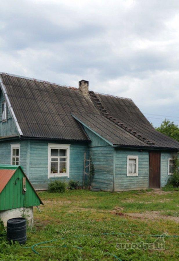 Ignalinos r. sav., Ignalinos m., Budrių g., medinis namas