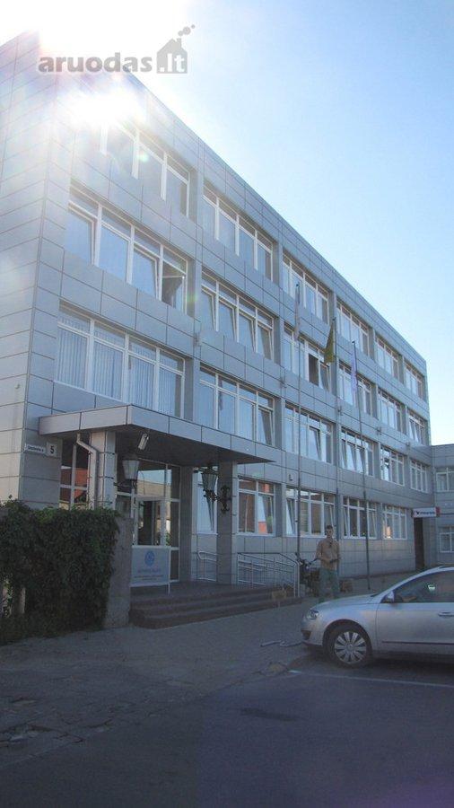 Vilnius, Naujamiestis, Smolensko g., biuro, paslaugų paskirties patalpos nuomai