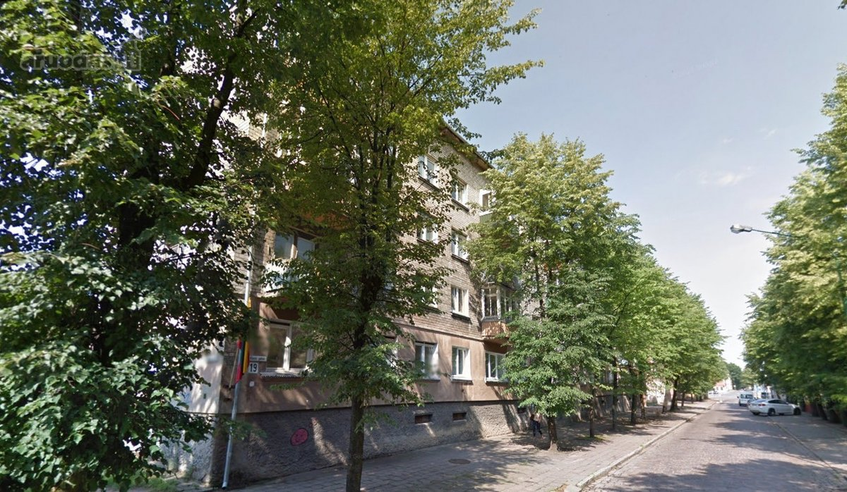 Klaipėda, Centras, I. Kanto g., 2 kambarių butas