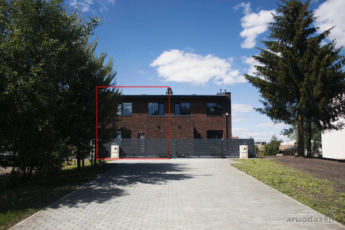 Vilnius, Santariškės, B. Dvariono g., 4 kambarių butas