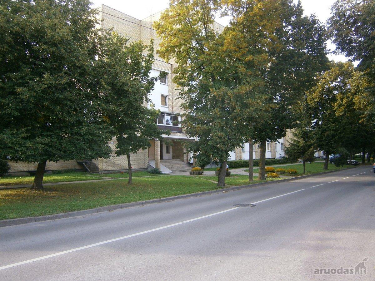 Kaunas, Žaliakalnis, Kalniečių g., 1 kambario butas