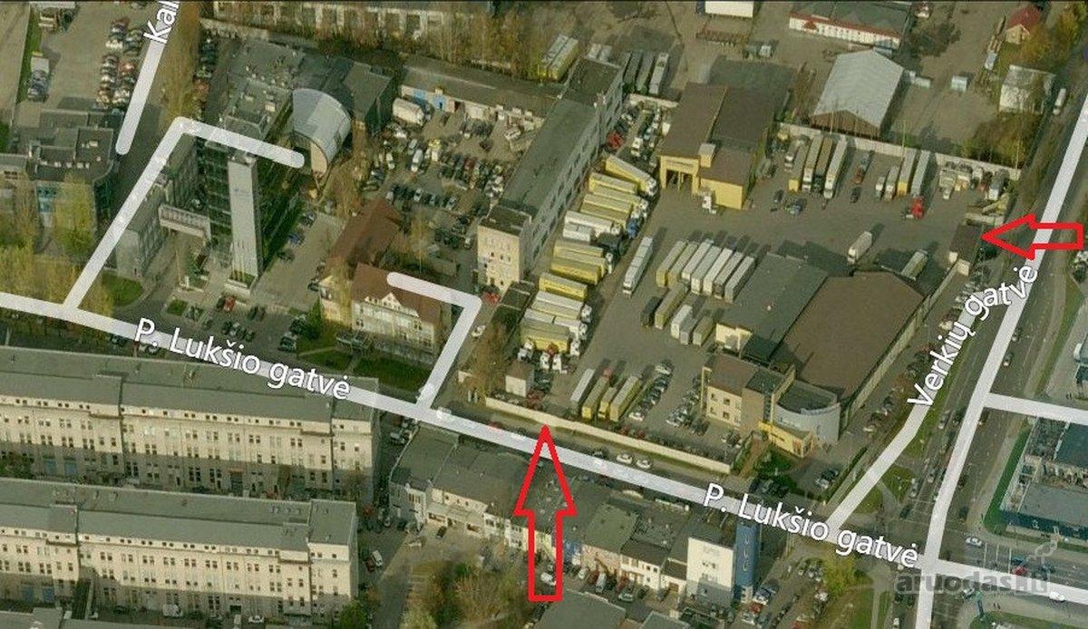 Vilnius, Šiaurės miestelis, Verkių g., gamybinės, sandėliavimo, komercinės, Kita paskirties sklypo nuoma