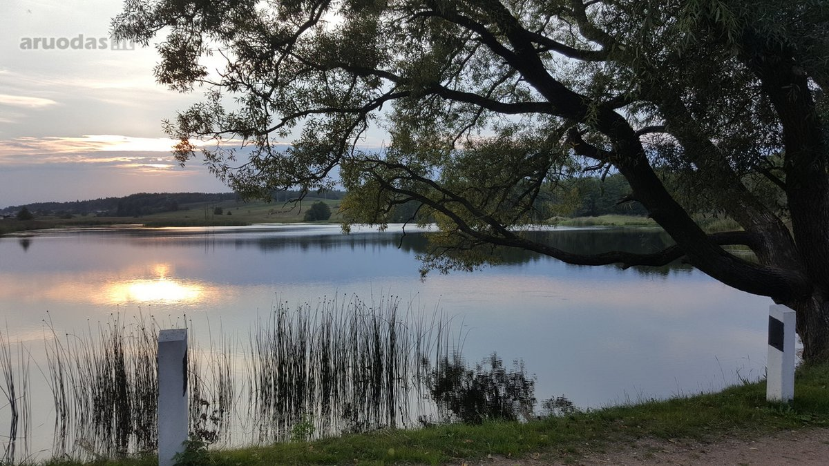 Vilniaus r. sav., Riešės k., Ežero g., namų valdos paskirties sklypas