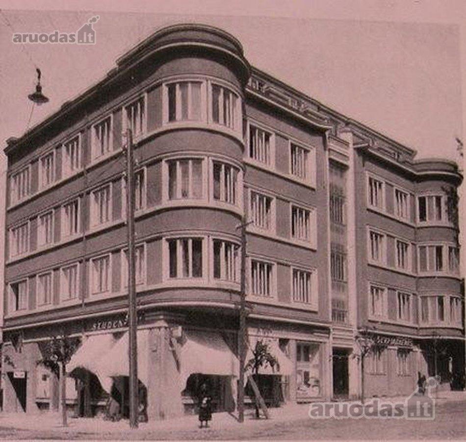 Kaunas, Centras, Gedimino g., 2 kambarių buto nuoma