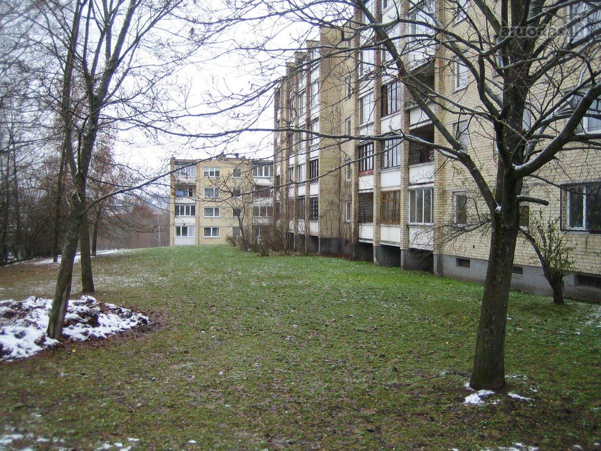 Vilnius, Naujoji Vilnia, Gerovės g., 2 kambarių butas