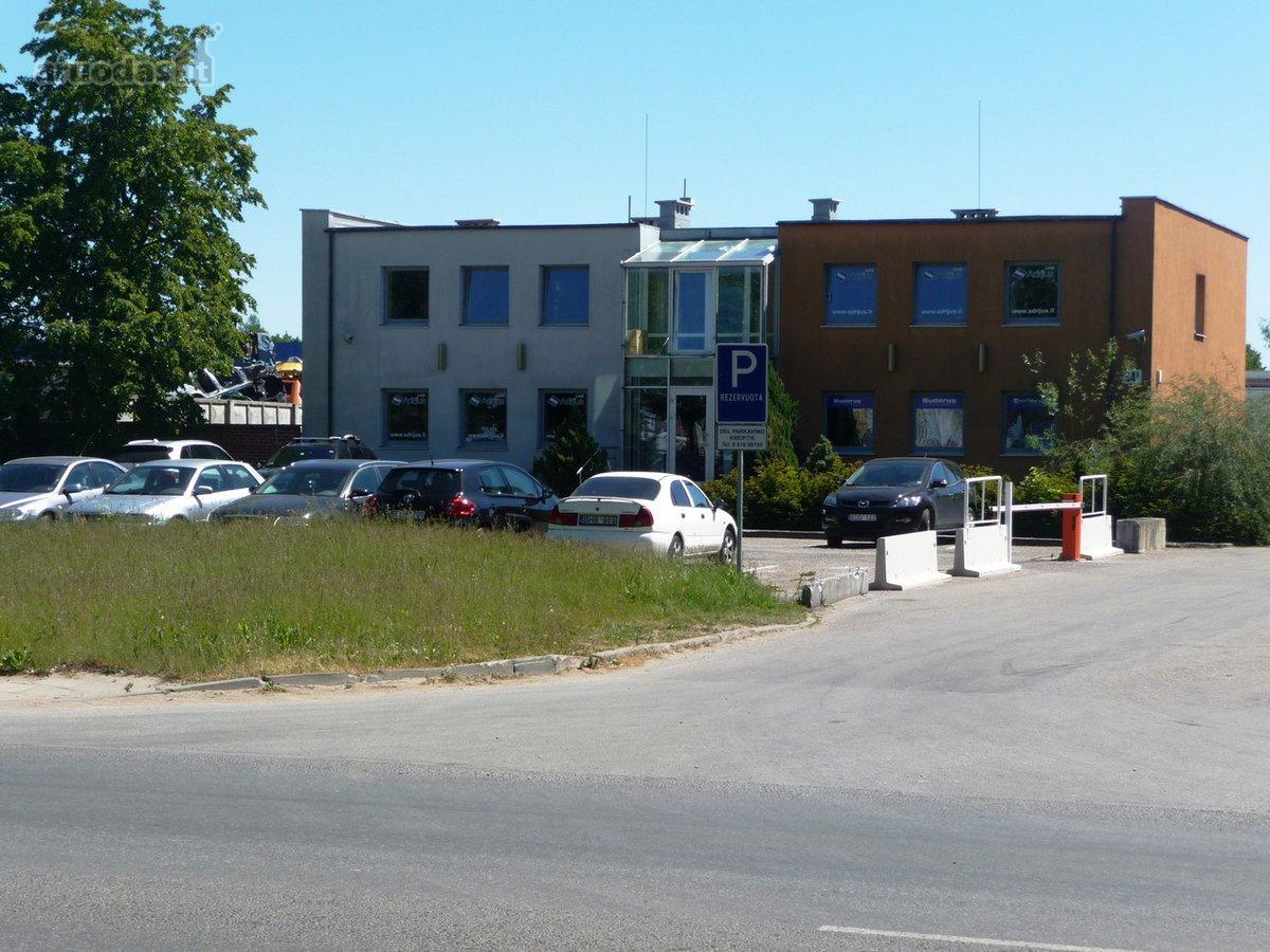 Klaipėda, Kauno, Dubysos g., biuro, prekybinės, paslaugų paskirties patalpos nuomai