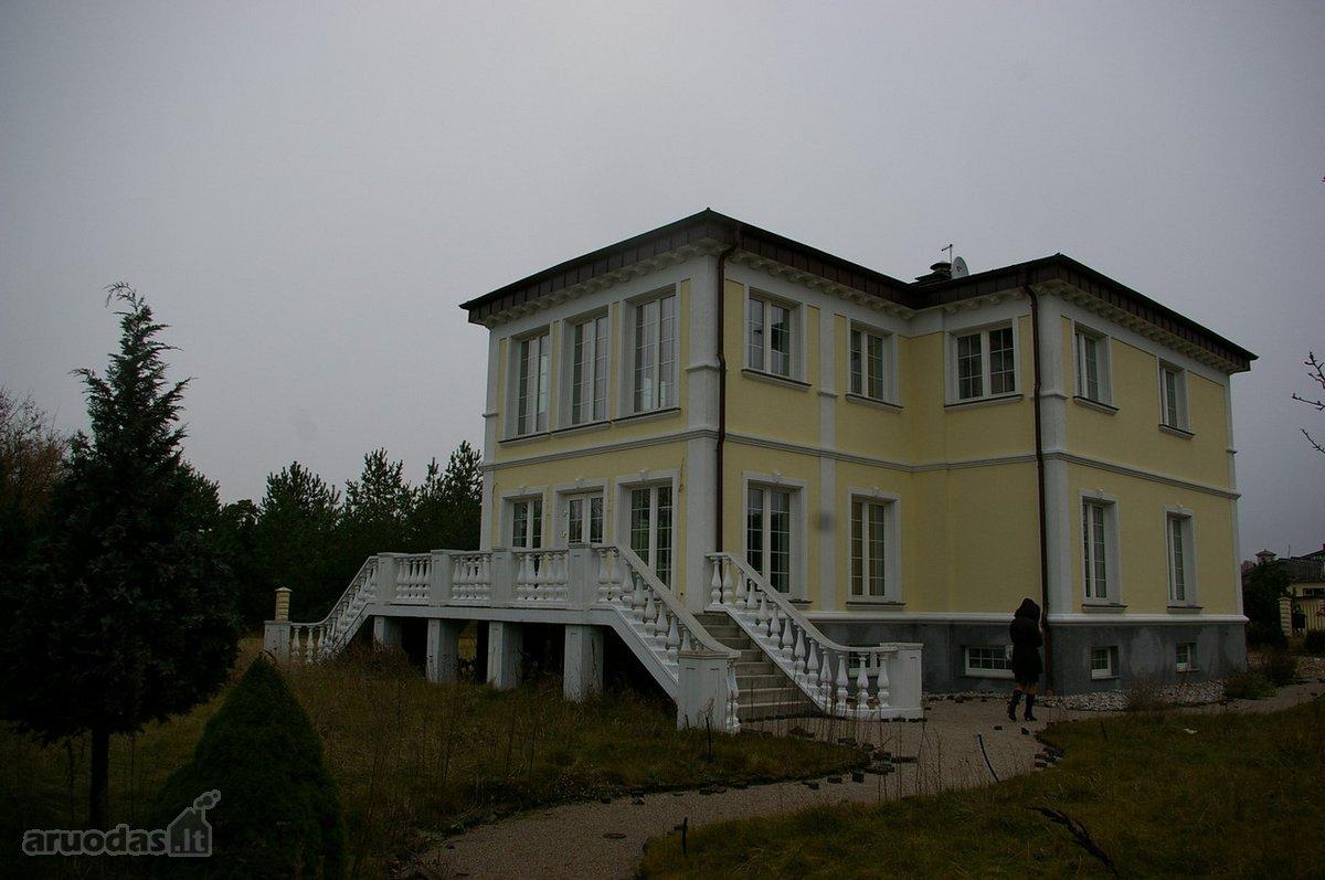 Klaipėda, Melnragė, Kopų g., mūrinis namas
