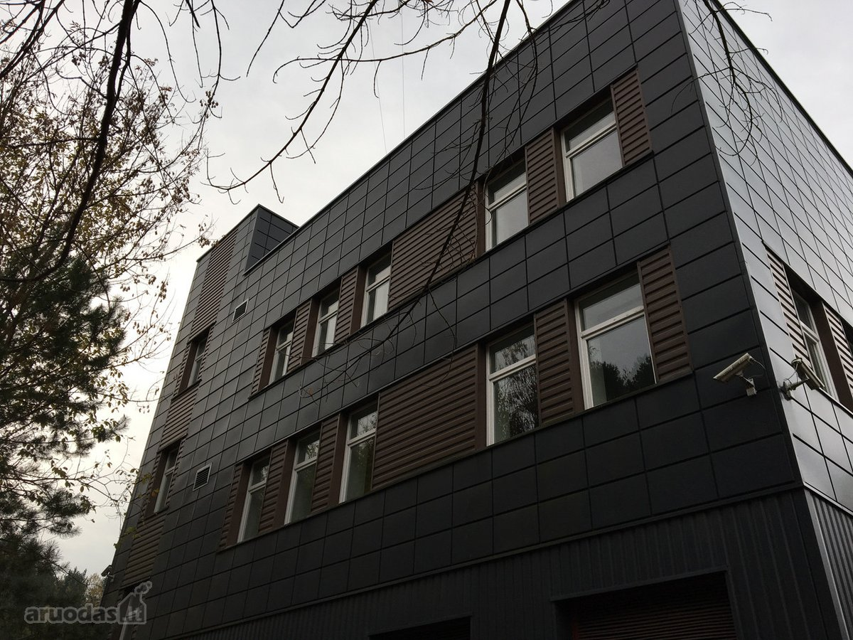Vilnius, Vilkpėdė, Savanorių pr., biuro, prekybinės, paslaugų, sandėliavimo, gamybinės paskirties patalpos nuomai