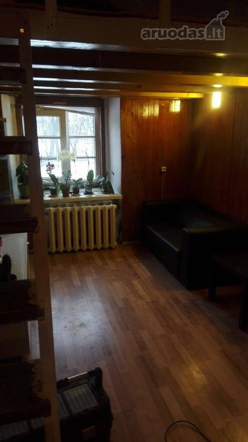 Vilnius, Buivydiškės, Tvenkinių g., 1 kambario buto nuoma