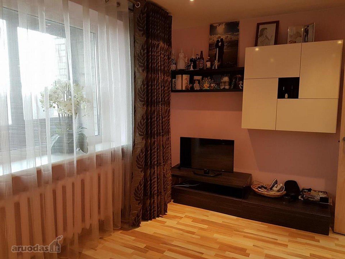 Kretingos m., Geležinkelio g., 2 kambarių butas