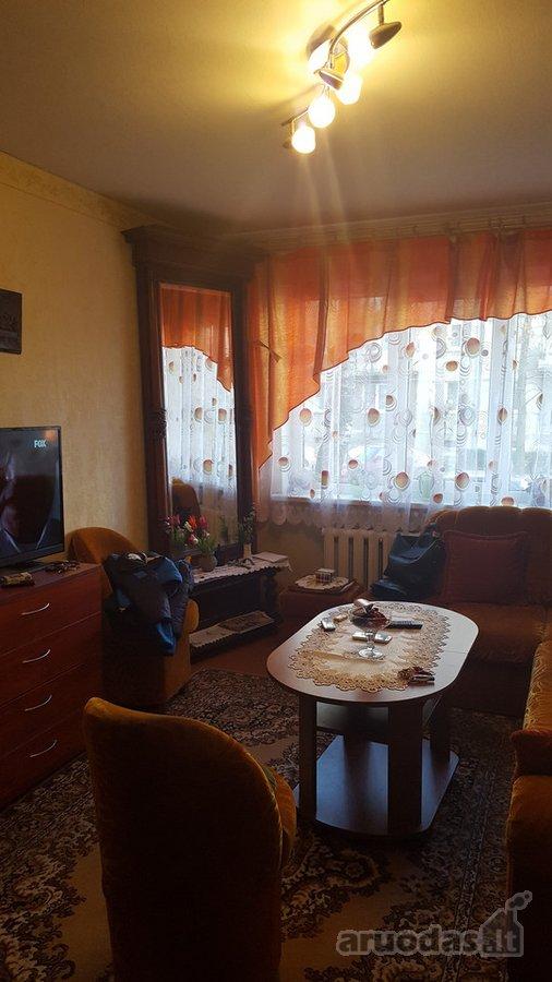 Kaunas, Vilijampolė, Neries krantinė, 2 kambarių buto nuoma