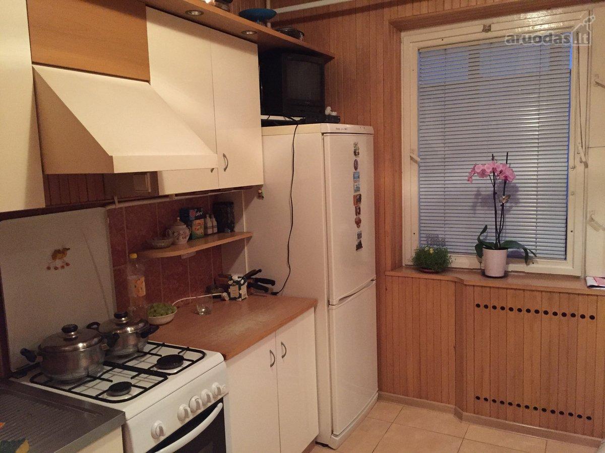 Vilnius, Grigiškės, Šviesos g., 2 kambarių butas