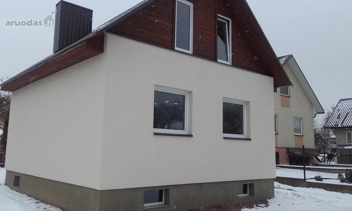 Vilnius, Antakalnis, Šiaurės g., mūrinis namas