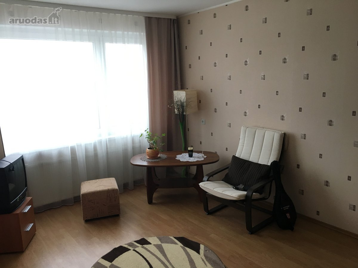 Vilnius, Lazdynai, Architektų g., 2 kambarių buto nuoma