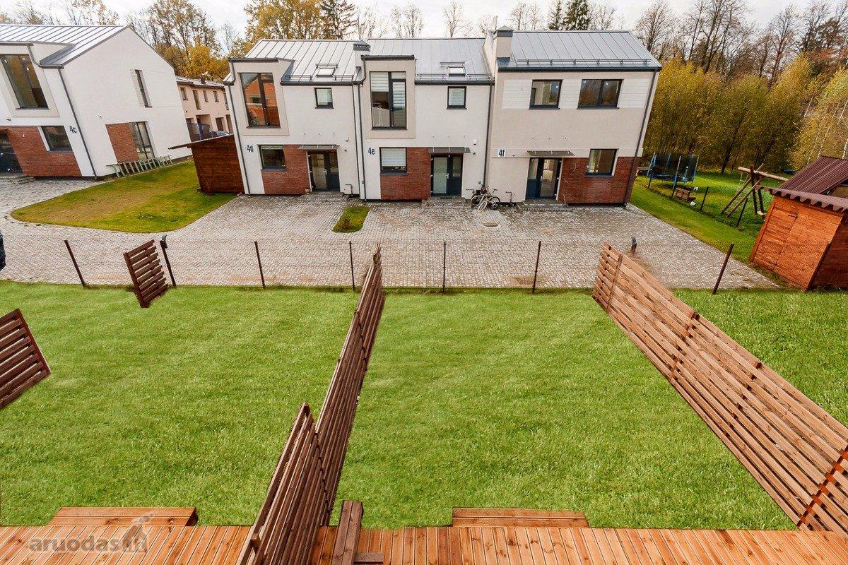 Vilnius, Kalnėnai, Kaniaviškių g., mūrinis sublokuotas namas