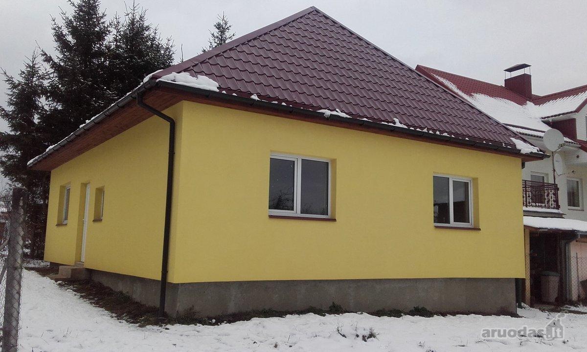 Vilnius, Antakalnis, Rokantiškių g., mūrinis namas
