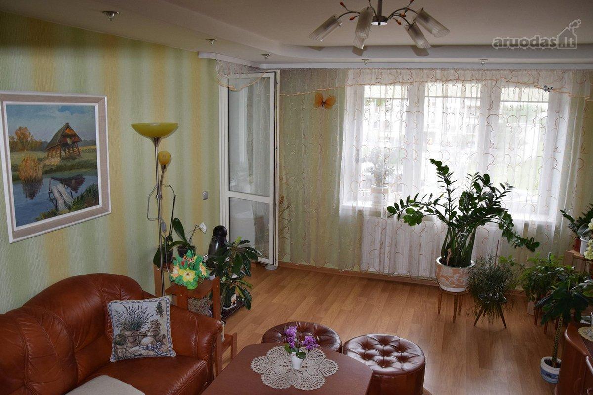 Kretingos m., V. Kudirkos g., 3 kambarių butas