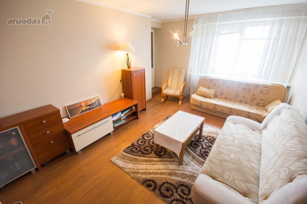 Vilnius, Jeruzalė, Rugių g., 2 kambarių butas