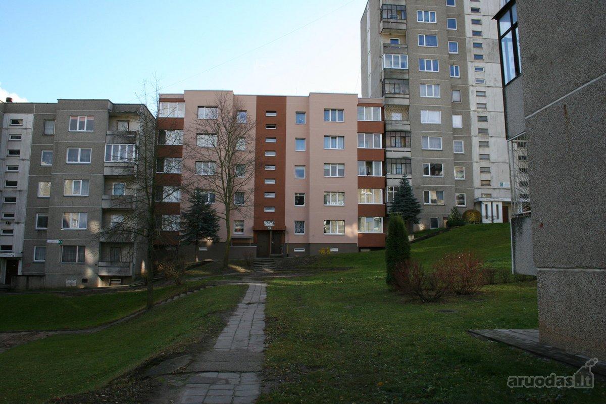 Alytus, Vidzgiris, Jurgiškių g., 3 kambarių butas