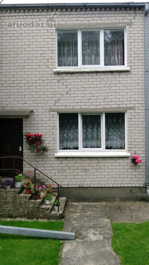 Širvintų m., Vilniaus g., 5 kambarių butas