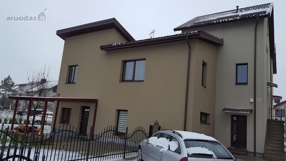 Kaunas, Aleksotas, J. Pabrėžos g., 3 kambarių butas