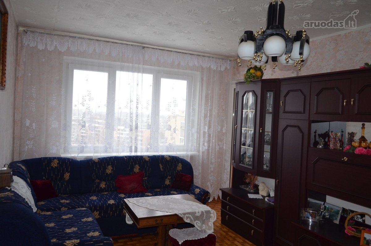 Alytus, Vidzgiris, Topolių g., 3 kambarių butas