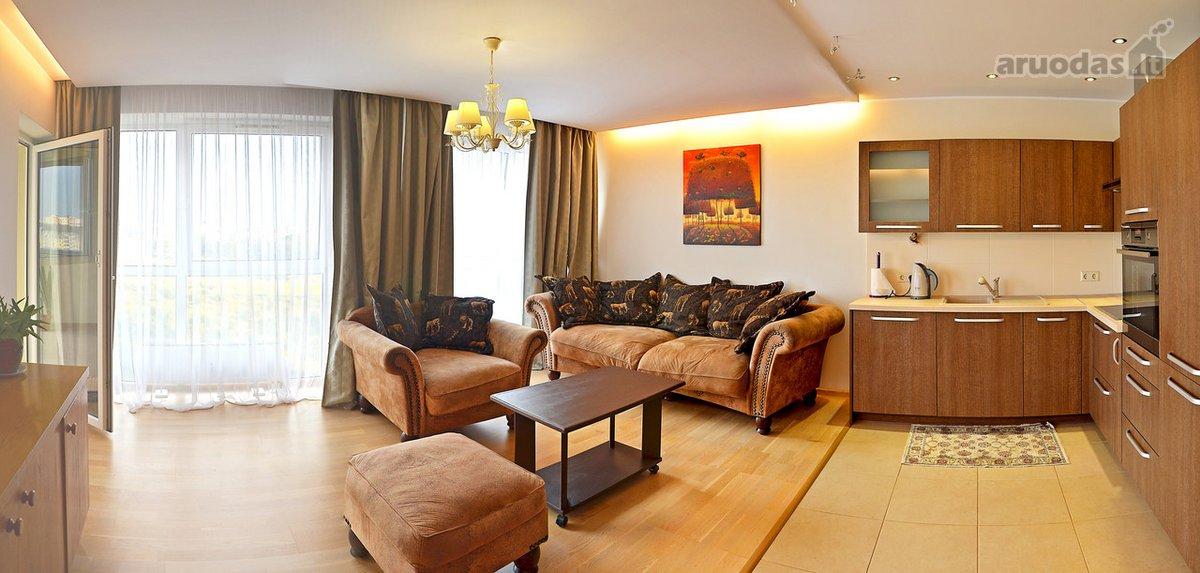 Vilnius, Pašilaičiai, Perkūnkiemio g., 2 kambarių buto nuoma