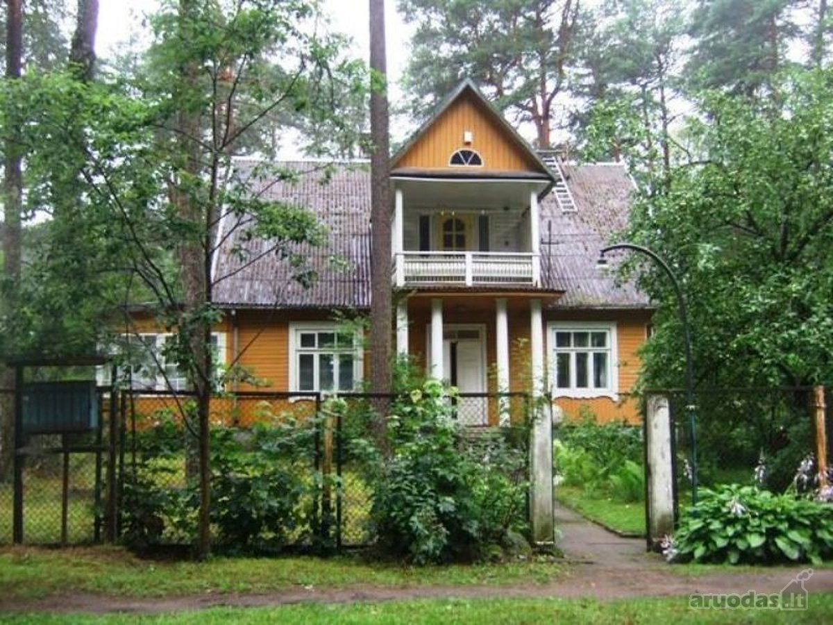 Vilnius, Aukštieji Paneriai, Kadugių g., rąstinis namas