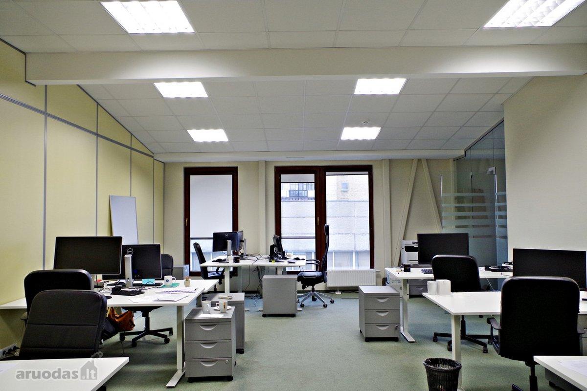 Vilnius, Naujamiestis, Vytenio g., biuro paskirties patalpos nuomai