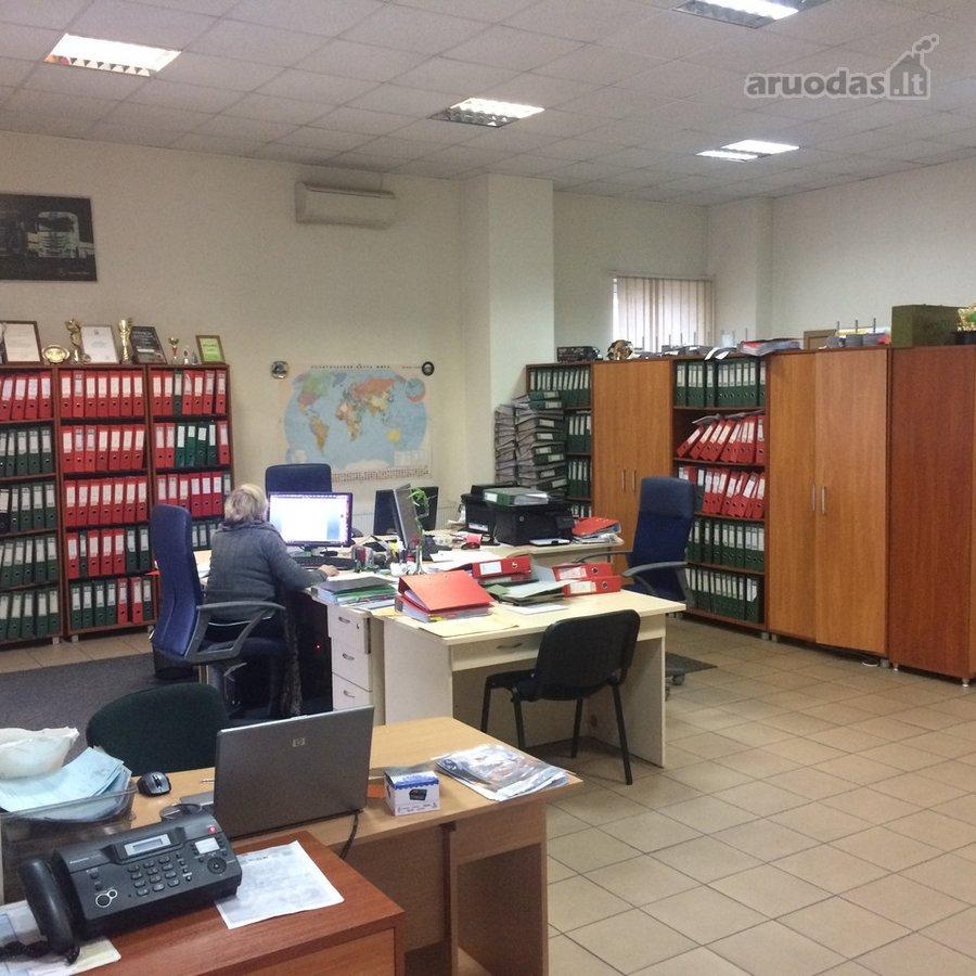 Vilnius, Žemieji Paneriai, Savanorių pr., biuro, prekybinės, paslaugų paskirties patalpos nuomai