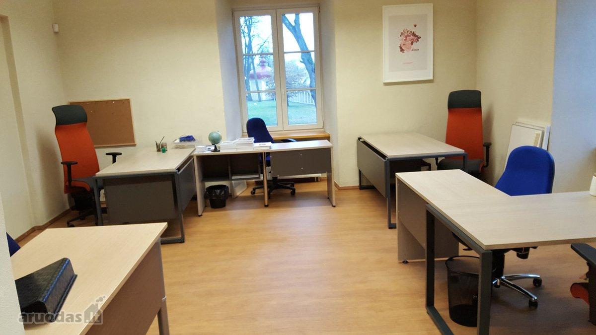 Vilnius, Antakalnis, M. K. Paco g., biuro, paslaugų, kita paskirties patalpos nuomai