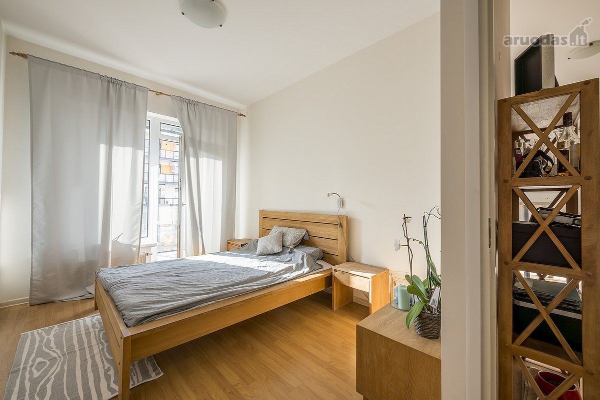 Vilnius, Pilaitė, M. Mažvydo g., 2 kambarių butas