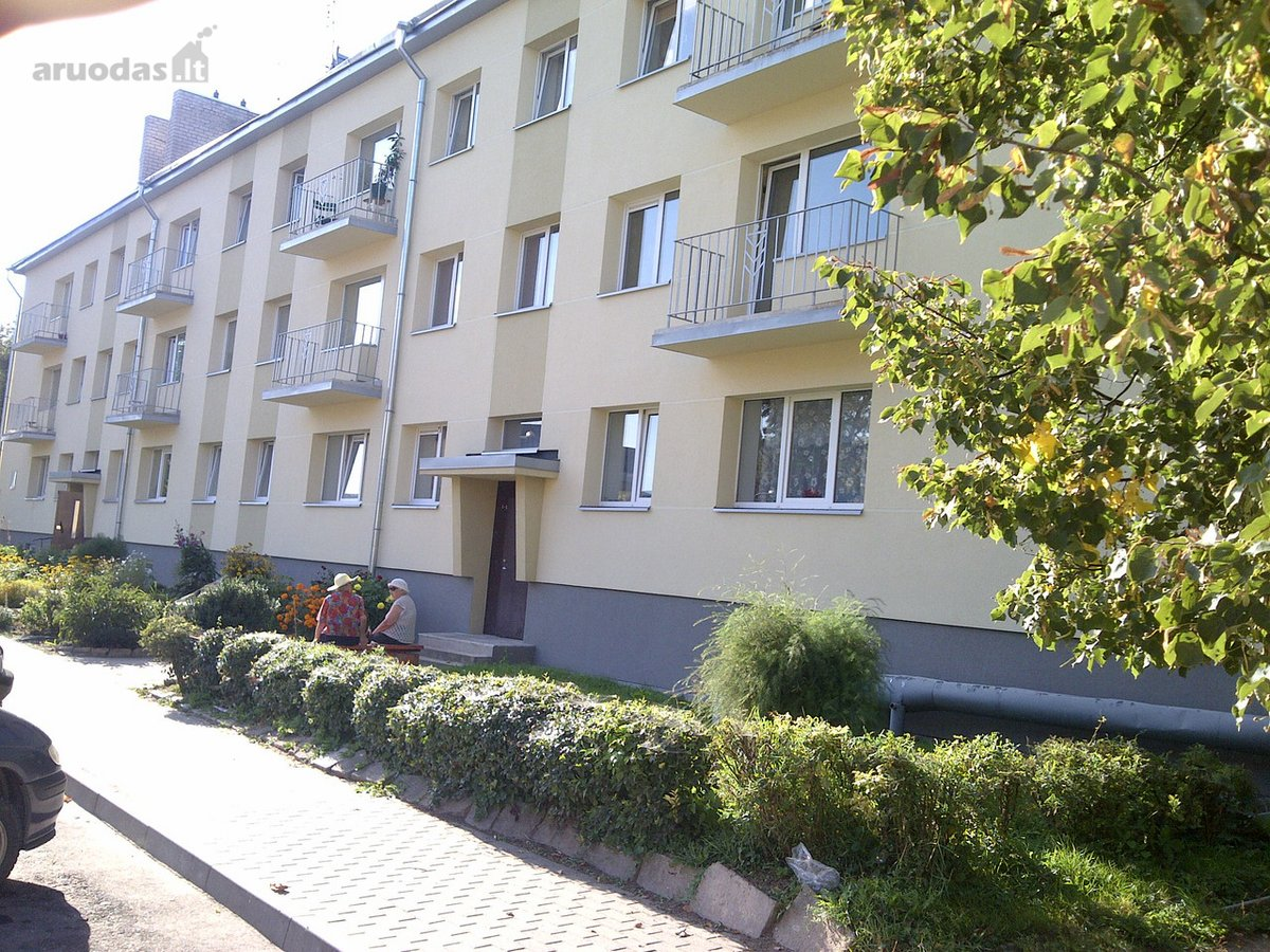 Ukmergės m., Maironio g., 2 kambarių butas