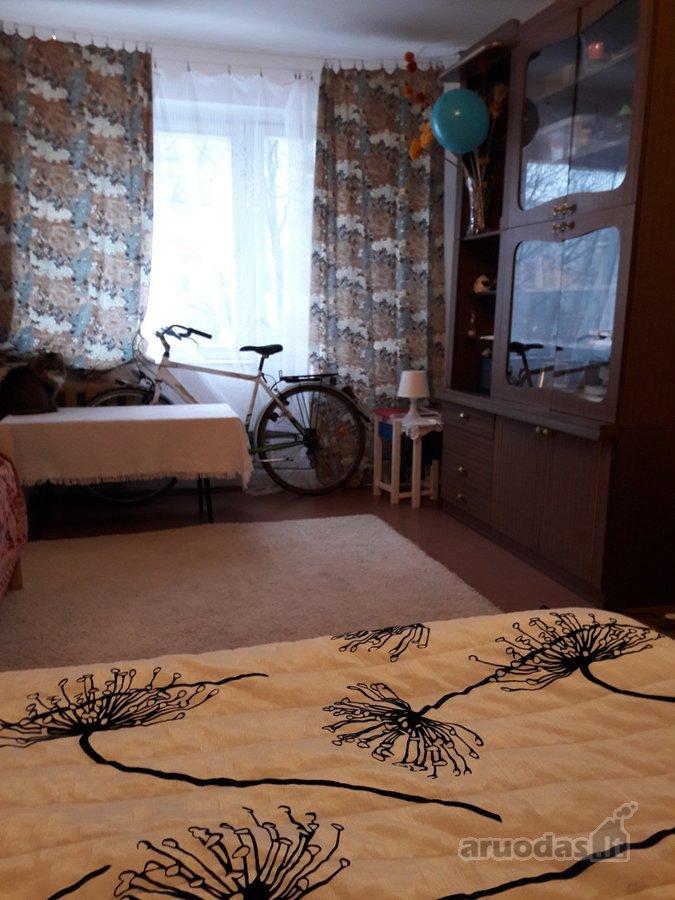 Vilnius, Fabijoniškės, S. Stanevičiaus g., 2 kambarių buto nuoma