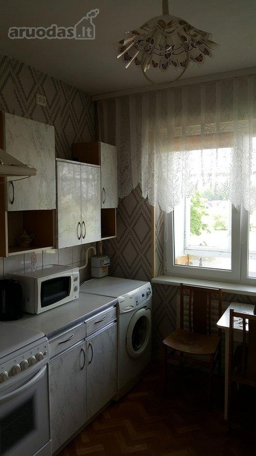Vilniaus r. sav., Skaidiškių k., Sodų g., 1 kambario butas