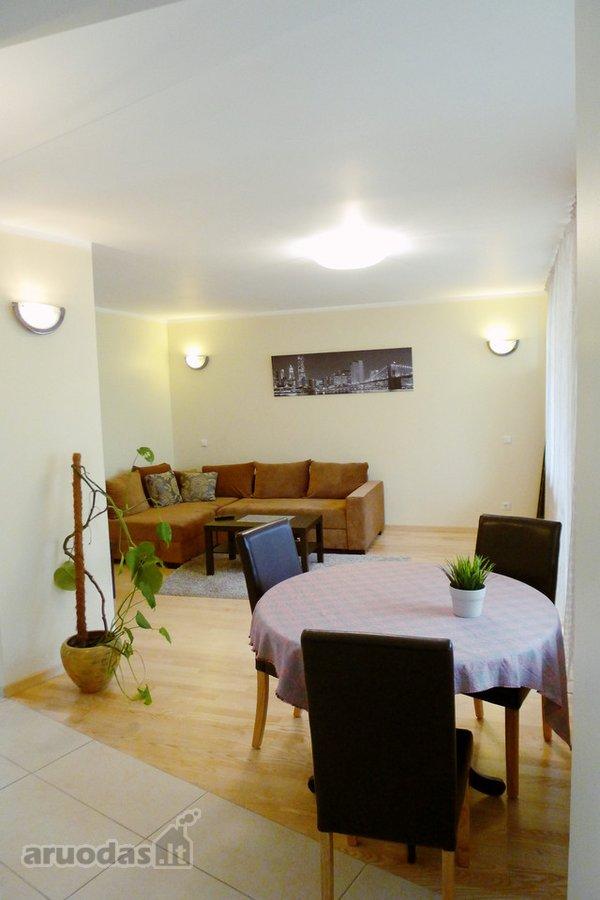 Vilnius, Naujamiestis, Algirdo g., 3 kambarių buto nuoma